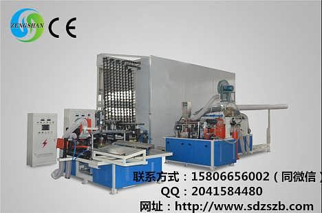 增山全自动宝塔纸管机生产线