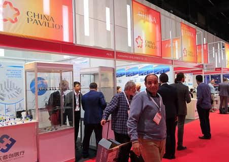 2019年阿拉伯迪拜国际医疗设备展优势位置