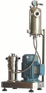 氧化石墨烯研磨分散机