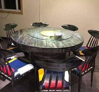快餐桌椅定制批发厂家