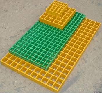 玻璃钢地沟盖板耐老化经久耐用-河南惠新复合材料有限公司