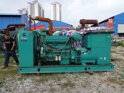 小型二手发电机组-郑州博腾重型机械维修有限公司