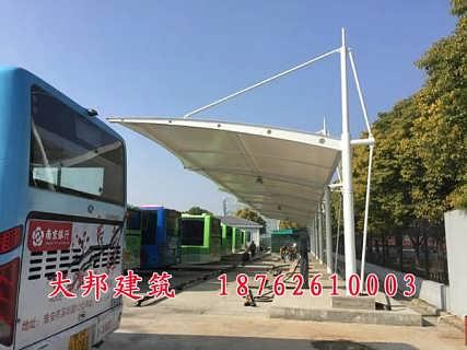 膜结构充电桩建造-山东大邦建筑安装工程有限公司