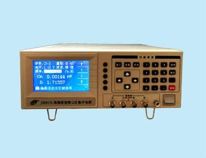 LCR宽频高精度电桥JS2817A-天津市聚�`电子科技有限公司