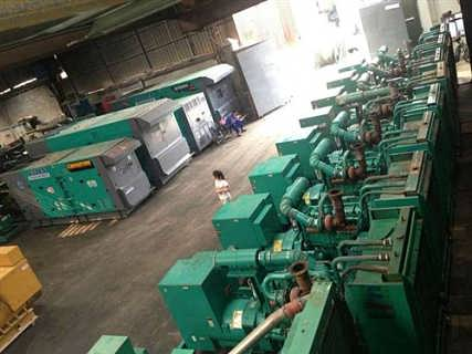 发电机销售中心-郑州博腾重型机械维修有限公司