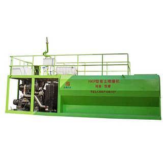 优质喷播机多少钱一台 液压客土喷播机河南恒睿-河南恒睿机械制造有限公司