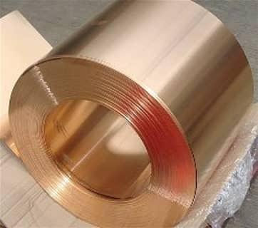 铍铜带厂家现货批发,任意规格可分条-远东不锈钢原材料集团有限公司