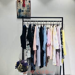 上海时尚女装唯弋品牌折扣库存尾货一手货源-广州市雪莱尔服饰有限公司