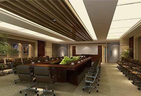 石家庄企业办公室空间设计与整体规划