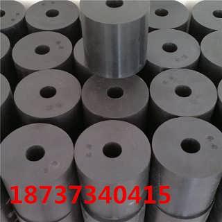 优质黑色橡胶弹簧的型号/内径40mm橡胶垫