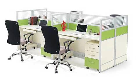 厂家出售屏风桌工位桌隔断桌