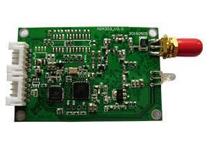 500mW/LoRa扩频/传输距离5KM/自组网无线数传模块HZA303