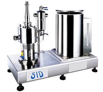 蛋白质高速分散机-太仓希德机械科技有限公司