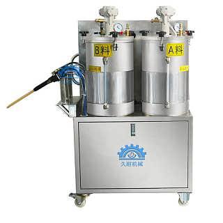 久耐机械聚氨酯设备、CPU弹性体浇注机,高温弹性体浇注机