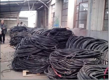 求购北京电缆线回收、废电线、废电缆线回收