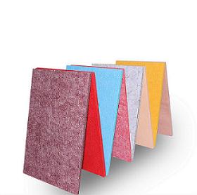 广州聚酯纤维吸音板,家庭影院琴房幼儿园隔音板,墙面装饰吸音板