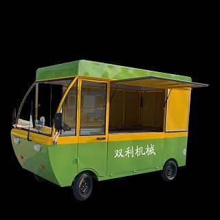 流动摊位车多功能移动商用小吃车质量好