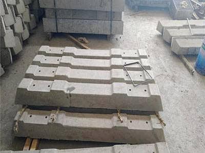 矿用螺栓压板水泥轨枕水泥枕木