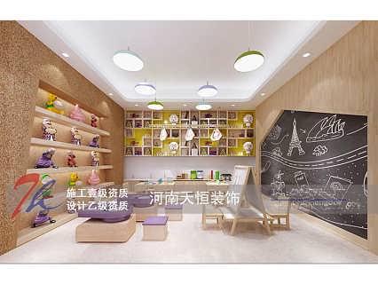 郑州幼儿园设计郑州品牌幼儿园装修价格大概多少钱