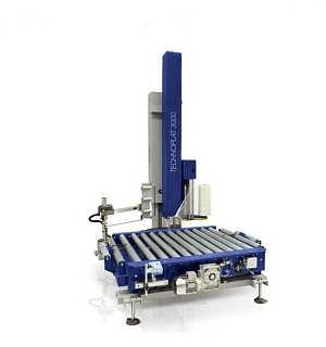 ROBOPAC罗博派克托盘缠绕包装机自粘膜打包机-佛山市禅城罗博派克自动化包装设备厂