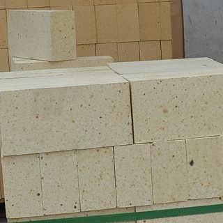 盛钢桶用高温耐磨高铝砖  低蠕变高铝砖 厂家直销 现货-郑州豫企耐火材料有限公司