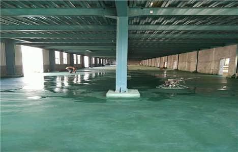 滨州惠民金刚砂耐磨地坪材料厂家贴心服务