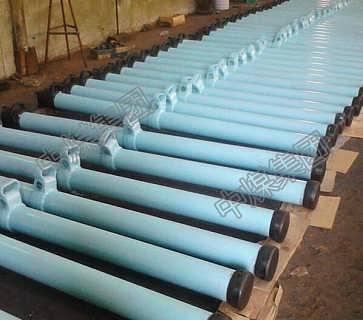 山东中煤中运济宁DWB玻璃钢单体液压支柱热销中