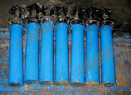 山西中煤中运DWX型柱塞悬浮式支柱规格一览表