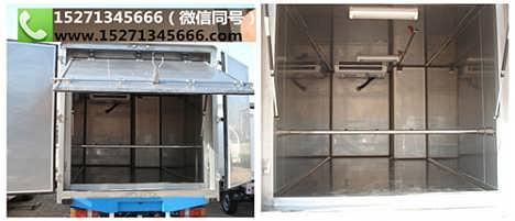 梅州东风医疗废物转运车厂家价格
