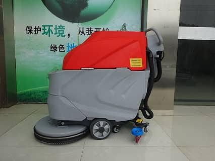 石家庄手推式洗地机TJJB-690价格