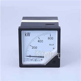 6L2-MVAR无功功率表量程 200KVAR