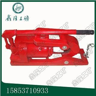 工矿吊装专用液压工具切断器 整体式液压钢丝绳切断机量大从优