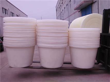 重庆塑料容器M-200L硫酸储罐圆桶PE水桶厂家批发-重庆力佑塑胶容器有限公司
