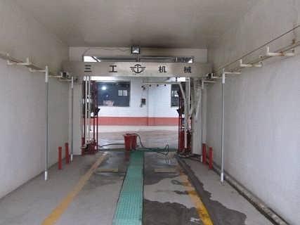 北京无接触洗车机