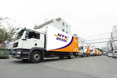 提供优质成都出口到香港货运服务