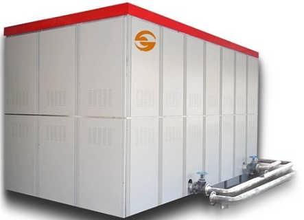 清洁能源供暖,储能电锅炉