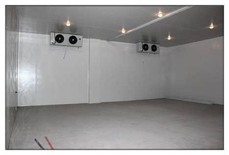 广州大型冷库 冷库设计 提供免费报价 中冷制冷