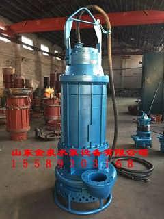 铰刀式沙泵商家..-山东金泉水泵设备有限公司推广部