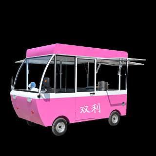北京双利美食小吃车餐车一车顶多店-宁津县双利机械制造有限公司.
