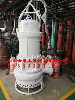 水利工程煤泥泵...