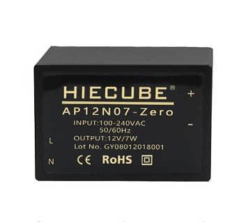 ACDC模块电源220V转12V7W降压稳压隔离电源模块-广州高雅信息科技有限公司