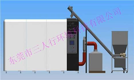 东莞污泥烘干设备厂家分享超低温污泥烘干设备-东莞市三人行环境科技有限公司
