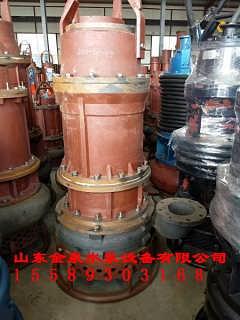 高耐磨潜水渣浆泵供应商...