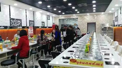 成都回转火锅设备温江区销售点-成都壹欣餐饮管理有限责任公司重庆分部