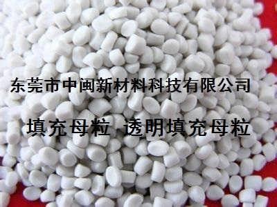 填充母粒,透明填充母粒,增强填充母粒,食品级填充母粒