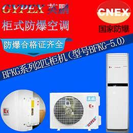 保定英鹏防爆空调-立柜式 BFKG-5.0(2匹)-广州英鹏智能科技有限公司