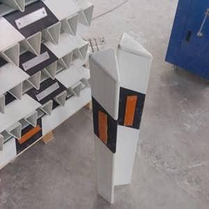 玻璃钢交通反光柱式轮廓标厂家直销