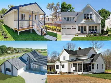 潍坊轻钢别墅房 单层装配式房屋造价 全预制装配式别墅