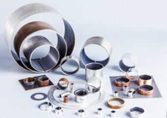 金属塑料复合系列自润滑轴承-嘉兴盘石轴承有限公司