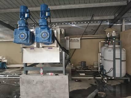德州叠螺式污泥脱水机车载式污泥脱水机污水处理设备专业制造商-德州洁盛环保科技有限公司